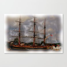 the Tall Ships Canvas Print