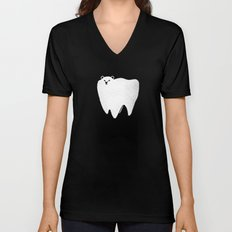 Molar Bear Unisex V-Neck