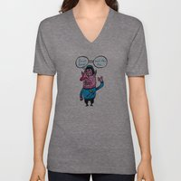 The Wars Are Not The Onl… Unisex V-Neck
