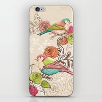 Country Garden iPhone & iPod Skin
