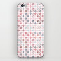 Pastel fun iPhone & iPod Skin