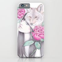 Wild Roses iPhone 6 Slim Case