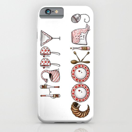 Happy Cooking iPhone & iPod Case