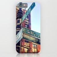 Ludlow And Rivington, Lo… iPhone 6 Slim Case