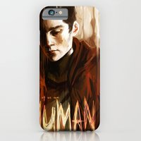 Some Of Us Are Human iPhone 6 Slim Case