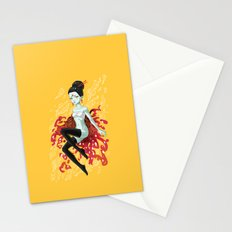 Fire Fairy Stationery Cards