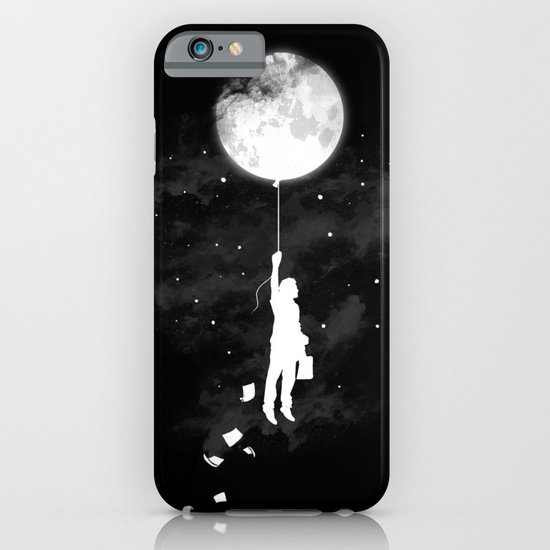 Midnight Traveler iPhone & iPod Case