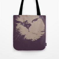 Renegade Cat Tote Bag
