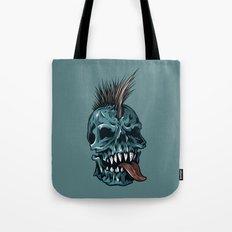 Skull #4 Tote Bag