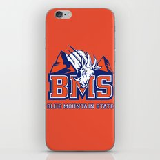 Blue Mountain State iPhone & iPod Skin