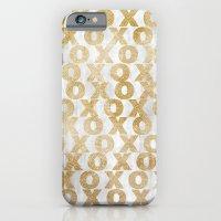 Xoxo Gold iPhone 6 Slim Case