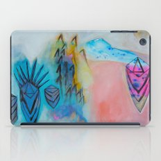 Eternal Calm - Caves and Crystals iPad Case