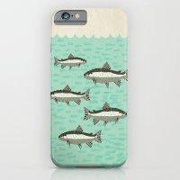 Schubert - Trout Quintet, D. 667 iPhone 6 Slim Case