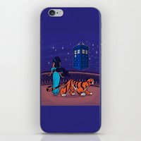 I Can Show You The Unive… iPhone & iPod Skin