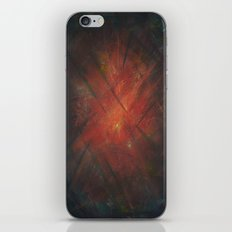 By the Campfire iPhone & iPod Skin