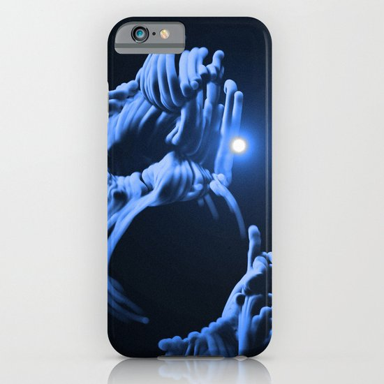 Digital Anemone iPhone & iPod Case