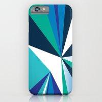iPhone & iPod Case featuring Diamond Blue by Marcio Pontes