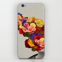 Flowerhead iPhone & iPod Skin