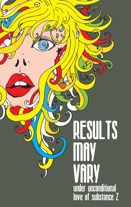 Results May Vary Art Print