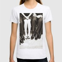 The Groomswoman Womens Fitted Tee Ash Grey SMALL