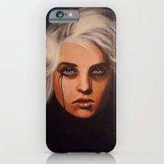 Slate is Clean iPhone 6s Slim Case