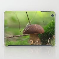 Mushroom Time In The For… iPad Case