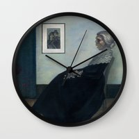 Norman's Mother Wall Clock
