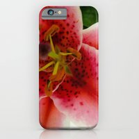 iPhone & iPod Case featuring A Lily Of The Valley by Jillian Michele