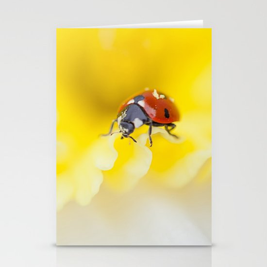 Little Lady Stationery Card