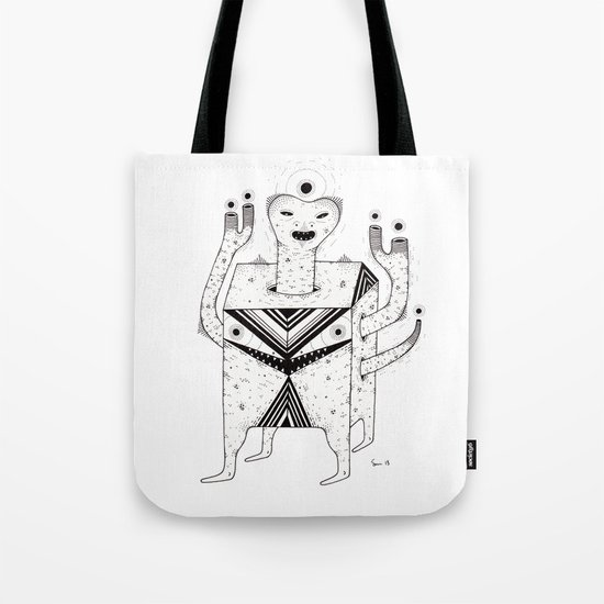 milkkkk Tote Bag