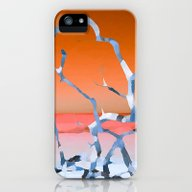 Autumn Abstract iPhone (5, 5s) Slim Case