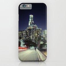 Black River, Your City Lights Shine iPhone 6 Slim Case