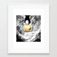 This Little Light of Mine Framed Art Print