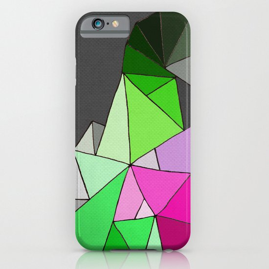 perfect colors in an imperfect configuration iPhone & iPod Case
