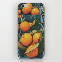 Oranges iPhone & iPod Skin