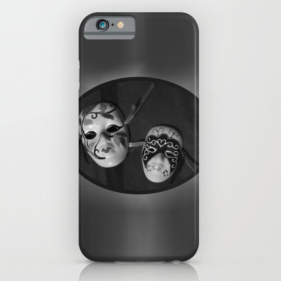 The Masquerade iPhone & iPod Case