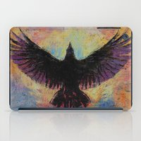 Crow iPad Case
