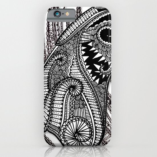 Engagement Wing iPhone & iPod Case
