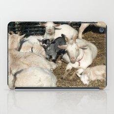 Sea of White iPad Case