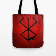 The Berserk Addiction Tote Bag