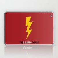 The Big Bang Theory - Mi… Laptop & iPad Skin