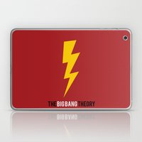 The Big Bang Theory - Minimalist Laptop & iPad Skin