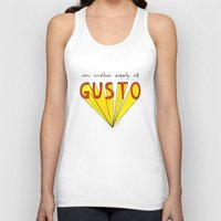 An Endless Supply Of Gus… Unisex Tank Top