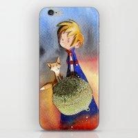 Little Prince iPhone & iPod Skin