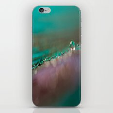 Stay For A Moment iPhone & iPod Skin