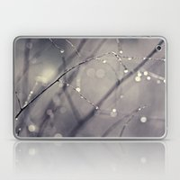 branches and bokeh Laptop & iPad Skin