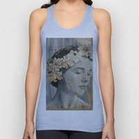 Portrait Unisex Tank Top