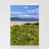 Horgabost, Isle Of Harri… Stationery Cards