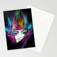 Femina Nebulae Stationery Cards
