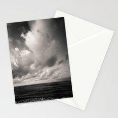 summer ver.black Stationery Cards